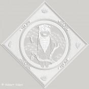 CIGALE AU PIN [≈47cm]